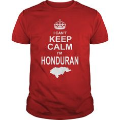 Easter Monday Best Buy -  KEEP CALM HONDURAN - Best cheap