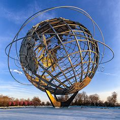 1964-1965 World's Fair, Architecture, Art, Canon 1 DX, City, Clouds, Corona Park, Fairgrounds, Famous, Flushing, Flushing Meadows, Globe, Jerry Fornarotto, Landmark, Map, Monument, New York, New York City, NYC, Park, Plant, Queens, Sculpture, Sky, Sphere, Stainless Steel, Steel, World, World's Fair This is a copyrighted photo. Please visit my website at; http://jerryfornarotto.artistwebsites.com/  Watermark will be removed from all prints purchased.
