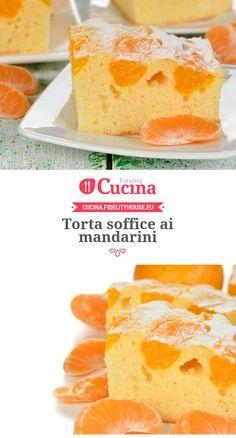 #Torta soffice ai #mandarini