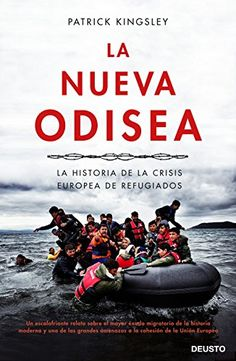 Spanish copies received from Deusto of Patrick Kingsley's The New Odyssey! Audiobooks, Spanish, Ebooks, Reading, Movie Posters, Montserrat, George Clooney, The Guardian, Free Apps