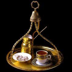 Turkish Coffee - Türk Kahvesi