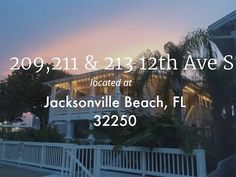 209, 211, 213 12th Ave S Jacksonville Beach, Florida 32250 - http://jacksonvilleflrealestate.co/jax/209-211-213-12th-ave-s-jacksonville-beach-florida-32250-2/