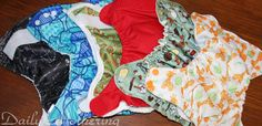 The Best Newborn Cloth Diapers: Review and Comparison!