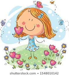 Portfolio di foto e immagini stock di Katerina Davidenko Couple Cartoon, Cartoon Kids, Girl Cartoon, Happy Art, Happy Kids, Stick Figure Drawing, Family Drawing, Stick Art, Stick Figures