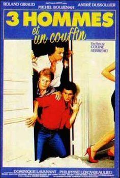 Trois hommes et un couffin, de Coline Serreau (1985) http://www.allocine.fr/film/fichefilm_gen_cfilm=641.html