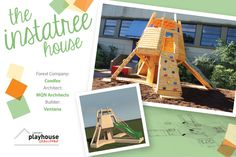 Instatree House at the PNE! Playhouses, Challenges, Awesome, Fun, Travel, Design, Viajes, Traveling, Be Awesome