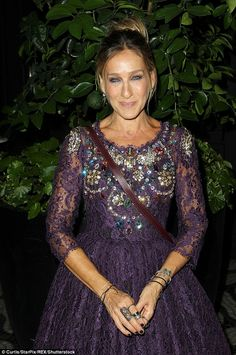 'I don't talk about my marriage': Sarah Jessica Parker told The Daily Telegraphkeeping quiet about the details of her relationship with Matthew Broderick is the trick to a happy partnership