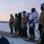 Cree Youth Journey 1,100km for Unity