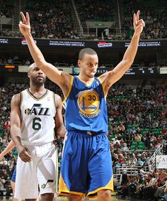 12.26.12 | The Road Warriors were back at it again Wednesday night, defeating the Jazz 94-83 in Utah.