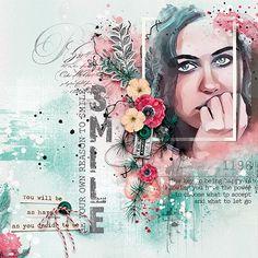 Love Your Smile ~ Bundle by TirAmisu design Love Your Smile, Digital Scrapbooking Layouts, Tiramisu, Design, Products, Tiramisu Cake, Gadget