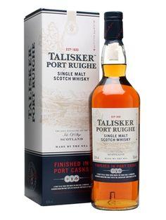 Talisker Port Ruighe / Port Finish