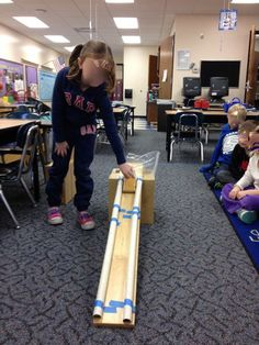 great science experiment for force and motion and inquiry process