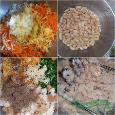 Chiftele de Fasole Risotto, Grains, Ethnic Recipes, Food, Fine Dining, Essen, Meals, Seeds, Yemek