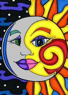 Moons & Suns  ☀️