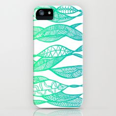 Sway Ombre iPhone Case by Lisa Argyropoulos - $35.00