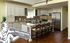 Kitchen Remodeling Photos | Kitchen Cabinetry Gallery | Long Island NY
