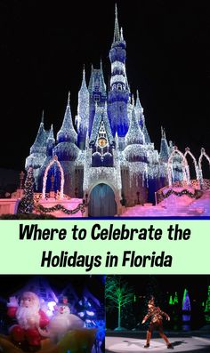 5 Great Places to Celebrate the Holidays in Florida. #ad #FallForPennzoil #CollectiveBias