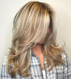 Christmas Hairstyles 50 Cute and Effortless Long Layered Haircuts with Bangs.Christmas Hairstyles 50 Cute and Effortless Long Layered Haircuts with Bangs Face Shape Hairstyles, Straight Hairstyles, Long Blonde Hairstyles, Long Hair Haircuts, Women Haircuts Long, Haircut Long, Girl Haircuts, Pixie Haircuts, Short Haircuts