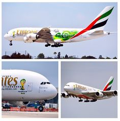 Emirates Airline, Plane Design, Best Airlines, Airbus A380, Flight Attendant, Airports, Airplane, Planes, Trains