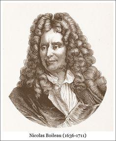 Nicolas Boileau (1636-1711)