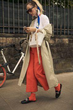 My Favorite Summer Street Style Inspiration From Pitti Uomo