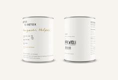 Detox to Retox is a new premium brand based in NYC specialized in detox tea. Detox was created by Bunker3022 designed for La Conceptualist two options for branding. The last one was the selected by the client.