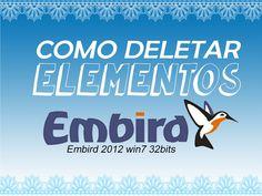 Como Deletar Elementos Da Matriz No Embird 2012