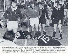 1970 - test 3 - Boks : 14 / Blacks : 03