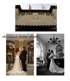 Dan & Juli- What a gorgeous location  #BernardsInn #wedding #christinefosterphoto #gorgeousness #weddingattheInn