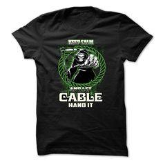 CABLE, CABLE THING, CABLE T SHIRT, CABLE SHIRT, CABLE HOODIE T-Shirts, Hoodies. BUY IT NOW ==► https://www.sunfrog.com/LifeStyle/CABLE-CABLE-THING-CABLE-T-SHIRT-CABLE-SHIRT-CABLE-HOODIE.html?id=41382