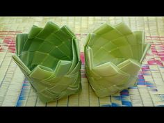 Making small baskets with Palm tree leaves is very easy and simple. Olden days people use to have such baskets in their houses. We can keep pens, combs etc i...