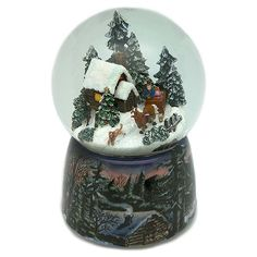 Snow Globes, Home Decor, Music And Movement, Ballet Shoes, Snowball, Classy Nails, Xmas, Noel, Decoration Home