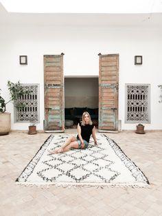 Genuine Old Moroccan Rugs 🖤 Moroccan Rugs, Aesthetic Art, Explore, Design, Exploring
