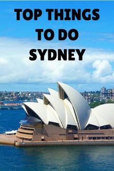 Top 5 things to do in Sydney - Glorious Sunrise Australia For Kids, Australia Tours, Australia Travel Guide, Visit Australia, Australia Facts, Australia Holidays, Australia 2017, Riviera Maya, Amazing Destinations