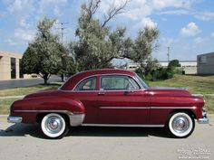 1950 Chevrolet Styleline Deluxe.