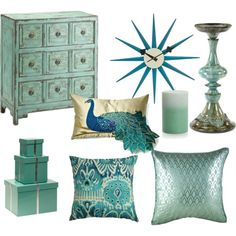 20 gorgeous turquoise room decorations and designs turquoise dining room turquoise decorations and turquoise - Turquoise Home Decor Accessories