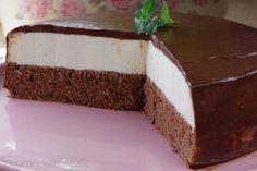 Myslíme si, že by sa vám mohli páčiť tieto piny - sbel Sweet Desserts, Sweet Recipes, Baking Recipes, Dessert Recipes, Czech Recipes, Eclairs, Wedding Desserts, Pavlova, Food Hacks