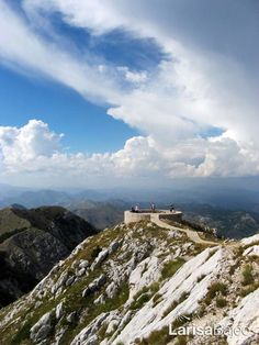 Lovcen,Montenegro
