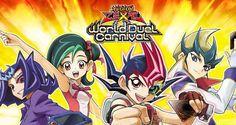 Yu-Gi-Oh! Zexal World Duel Carnival 3DS ROM & CIA Download (Region Free) - http://www.ziperto.com/yu-gi-oh-zexal-world-duel-carnival-3ds-rom/