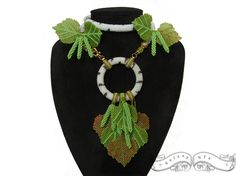 Russian Girl Necklace by GelseyNyx on Etsy, $70.00