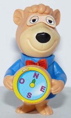 Kinder surprise - Yogi Bear - K96