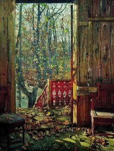 Isaac Brodsky. Russian, ( 1884 - 1939 )