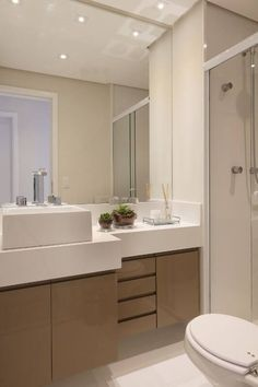 terrario suculenta duplo banheiro bianchi e lima arquitetura 150343 Best Home Interior Design, Interior Decorating, Sibling Room, Vanity Cabinet, Design Moderne, Cuisines Design, Ceiling Design, Home Look, New Homes