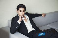 Joo Won - InStyle Magazine September Issue '14