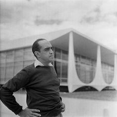 Oscar Niemeyer   Palácio da Alvorada   Brasilia, Brasil   1958
