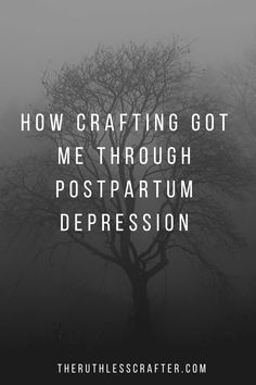 As a young mother I suffered from postpartum depression. I picked up knitting and crocheting again as a way to distract myself. Here's my story. I Feel Good, Make You Feel, Crochet Character Hats, Polar Bear Christmas, T Craft, Kids Daycare, Postpartum Depression, Back To Work, Knit Or Crochet