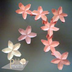 WHAT'S MINE IS OUR: Origami Kusudama - Cherry Blossom - Cherry Blossom - Sakura - Toshikazu Kawasaki
