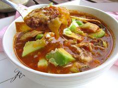 Taco súpa