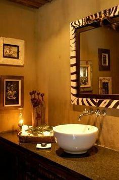 Ordinaire Animal Print Bathroom, Safari Bathroom, Downstairs Bathroom, Print Design, African  Safari, Animal Prints, Future House, Bathroom Ideas, Pride