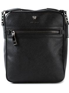 Versace Medusa Messenger Bag - Luisa Boutique - Farfetch.com